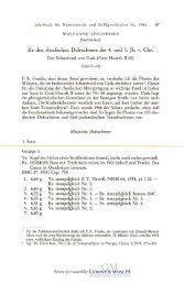 Zu den rhodischen Didrachmen des 4. und 3. Jh. v. Chr. : der ...