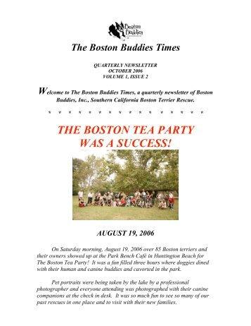adoption application please return boston buddies