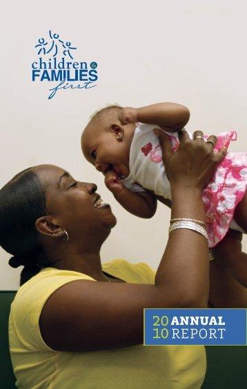 report - Children & Families First