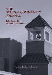 Fall/Winter 2011 Volume 21, Number 2 - Academic Development ...