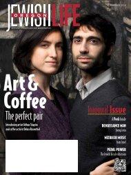 Jewish Life Magazine, Feb. 2012 - aithan shapira