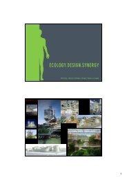 Martin Haas Behnisch Architekten, Stuttgart / Boston/ Los ... - CERAA