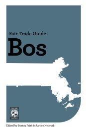 Fair Trade Guide - Fair Trade Boston