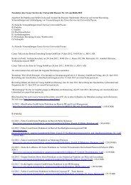 Newsletter des Career Service der Universität Passau | Nr. 24 vom ...