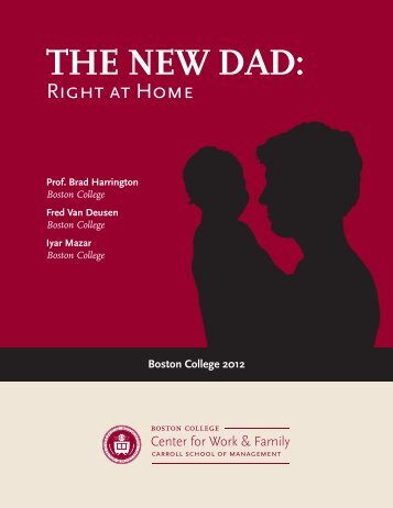 The New Dad: Right at Home - Boston College