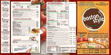 Free - BostonStylePanPizza.com