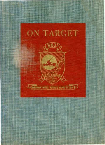 cover - Antiaircraft Command