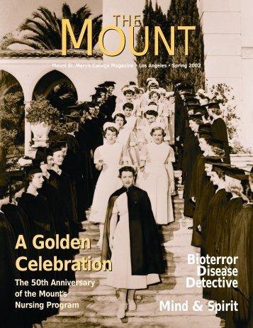 A Golden Celebration A Golden Celebration - Mount St. Mary's ...