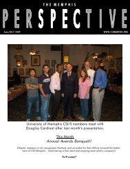 memphis chapter leadership - CSI Memphis