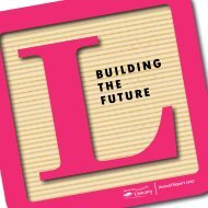 BUILDING THE FUTURE - Gossage Sager Associates