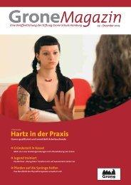 Kooperation Grone mit Arbeits - Stiftung Grone-Schule