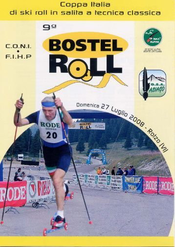 Coppa Italia - 9ª Bostel Roll - Skiroll.it