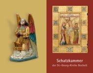 Kurzer Kirchenführer durch die Schatzkammer - St. Georg Bocholt