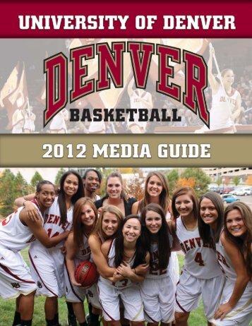2011-12 DU Season Highlights - University of Denver Athletics