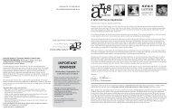 IMPORTANT REMINDER - Boston Arts Academy