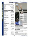 ITHACA BOMBERS VOLLEYBALL Record Book - Ithaca College ... - Page 2