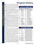 ITHACA BOMBERS VOLLEYBALL Record Book - Ithaca College ... - Page 4