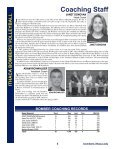 ITHACA BOMBERS VOLLEYBALL Record Book - Ithaca College ... - Page 6