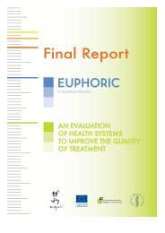 Final Report - Euphoric Project