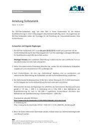 Sollstatistik 2011 - SQG