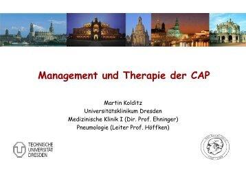 Management und Therapie - Capnetz