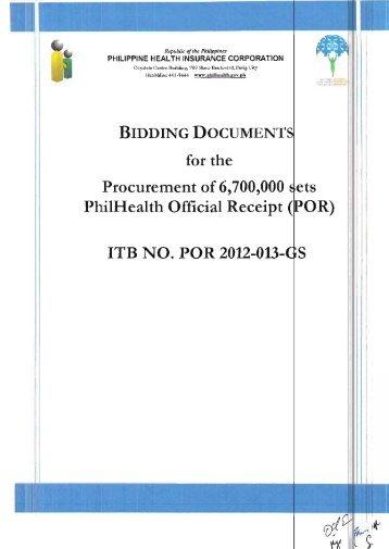 J - Philippine Health Insurance Corporation