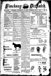 12-06-1900 - Village of Pinckney