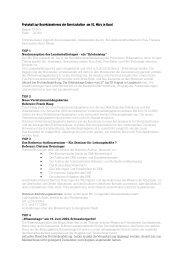 Protokoll 03.03.2004