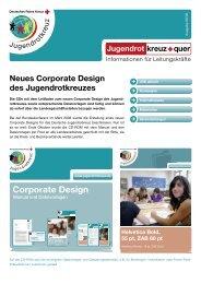 Corporate Design - DRK Bezirksverband Rheinhessen-Pfalz
