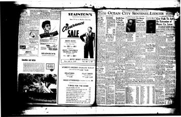 Sep 1945 - On-Line Newspaper Archives of Ocean City