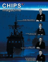 Fall 2004-PDF version - Department of Navy Chief Information ...