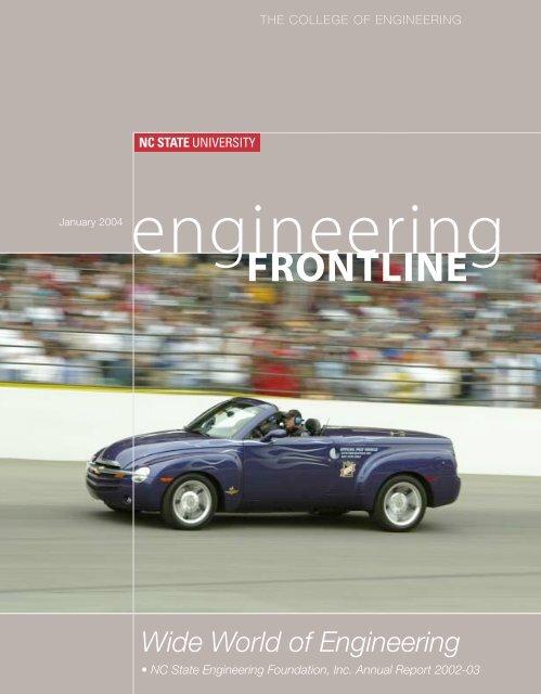 Frontline College Of Engineering North Carolina State