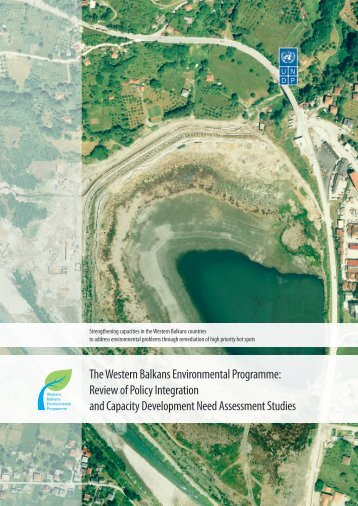 The Western Balkans Environmental Programme: Review of Policy ...