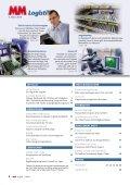 Palette kommt filialgerecht - MM Logistik - Vogel Business Media - Seite 4