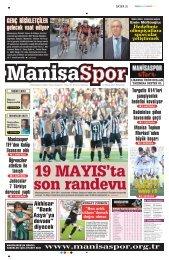S‹KLETÇ‹LER gelecek vaat ediyor - Manisaspor