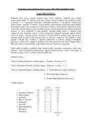 Vyhodnocení podzimní části sezony 2011_2012 - Železnice