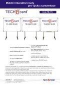 Řada branek - typ TG 09x Řada branek - TECH-STORE s.r.o. - Page 4