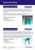 Řada branek - typ TG 09x Řada branek - TECH-STORE s.r.o. - Page 7
