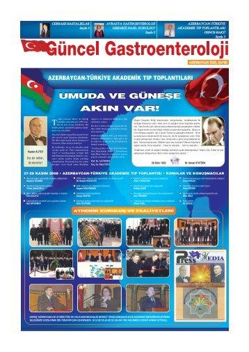 Azerbaycan - Türk Gastroenteroloji Vakfı