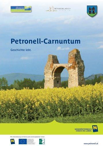 Wein Kulinarik - Gemeinde Petronell-Carnuntum