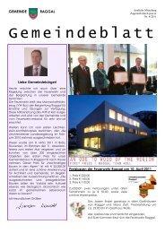 Krankenpflegeverein Großes Walsertal - Raggal