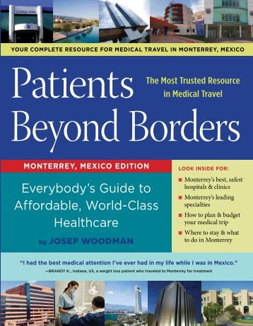 Patients Beyond Borders: Monterrey, Mexico Edition