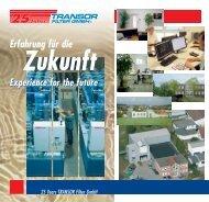 Mikron Tool SA - Transor Filter GmbH