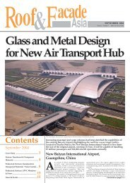 p/Cover Story/Sep - Roof & Facade