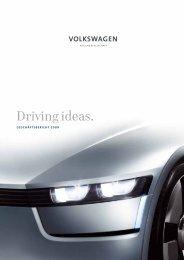 marken - Geschäftsbericht 2009 - Volkswagen AG
