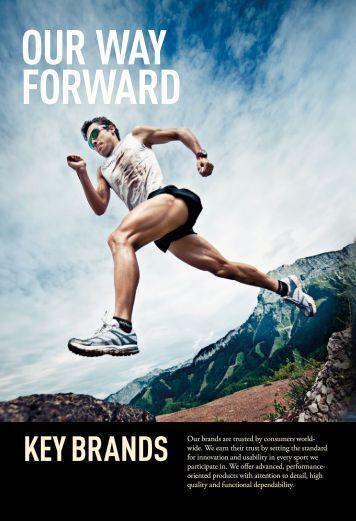 OUR WAY FORWARD - Amer Sports