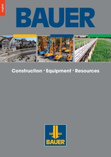 Construction Equipment Resources
