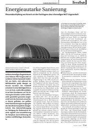 Energieautarke Sanierung - BAUER Umwelt GmbH