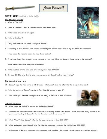 beowulf essay characteristics of an epic hero This lesson will describe the traits that beowulf possesses that make him a tragic hero in the epic poem that bears his name tragic heroes must.