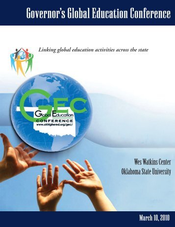 Governor's Global Education Conference - Oklahoma State Regents ...